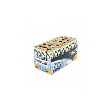 Maxell AAA Méretü 1,5V Alkáli Elem Lr03-32 Pack Shrink