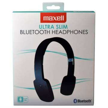 Maxell Headset MXH-BT1000 Black