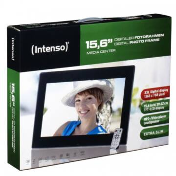 Intenso Digital Photo Frame 15,6 Media Center
