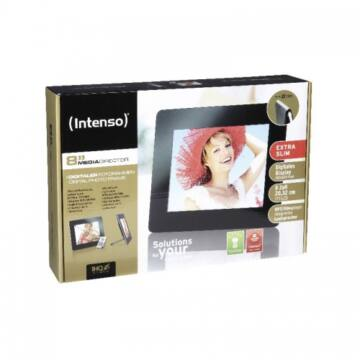 INTENSO DIGITAL PHOTO FRAME 8 MEDIA DIRECTOR