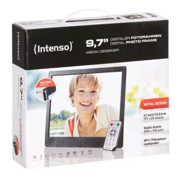 INTENSO DIGITAL PHOTO FRAME 9,7 MEDIA DESIGNER