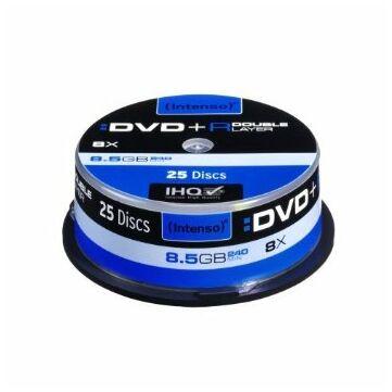 INTENSO DVD+DL 8,5GB CAKE 25