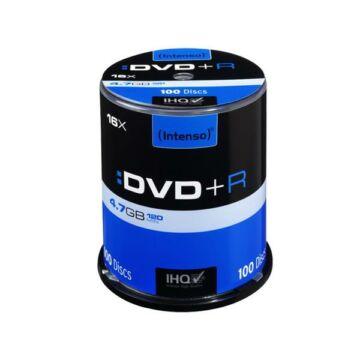 Intenso DVD+R 4,7GB Lemez - Cake (100)