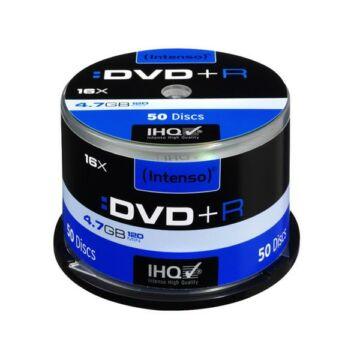 Intenso DVD+R 4,7GB Lemez - Cake (50)
