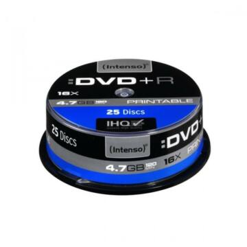 INTENSO DVD+R 4,7GB PRINT CAKE 25