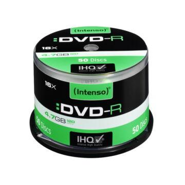 Intenso DVD-R 4,7GB Lemez - Cake (50)