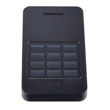 Intenso HDD 1TB 2,5 Memory Safe Black New 3.0