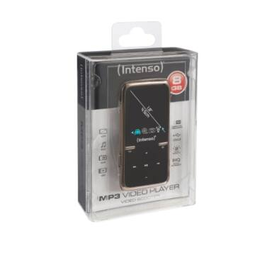 Intenso Mp3 Videoplayer 8GB Scooter 1,8 Black