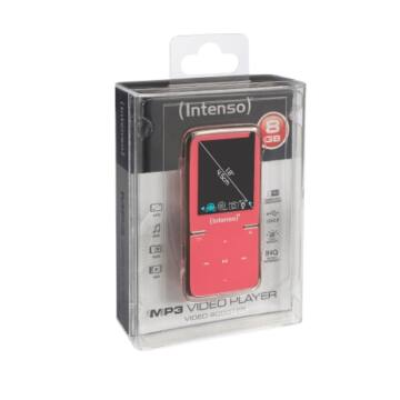 Intenso Mp3 Videoplayer 8GB Scooter 1,8 Pink