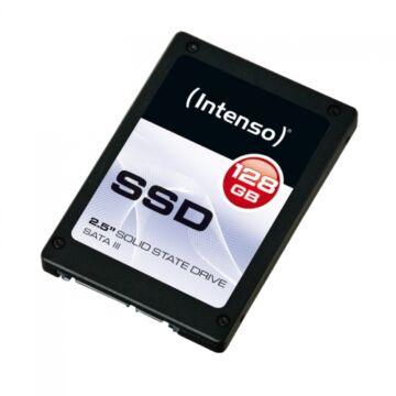 INTENSO SSD 128 GB 2,5 SATA III TOP