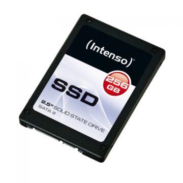 """Intenso 512GB SSD Meghajtó 2,5"""" SATA III"""