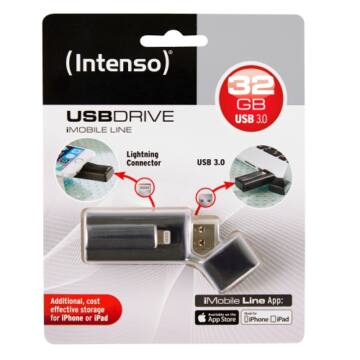 INTENSO USB 32GB IMOBILE LINE 3.0