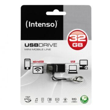 INTENSO USB 32GB MINI MOBILE LINE OTG 2.0