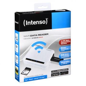 Intenso Wi-Fi Data Reader Memory 2 Move Max White
