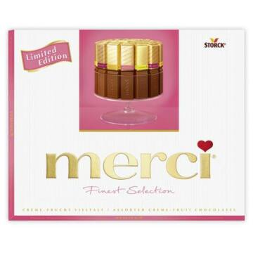 Merci Finest Selection LIMedition