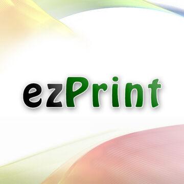 EzPrint Epson T0791 Utángyártott Tintapatron