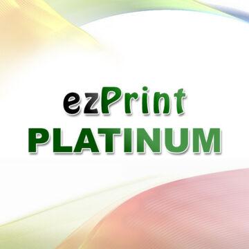 Platinum Canon CLI-526Y (Chip) Utángyártott Tintapatron