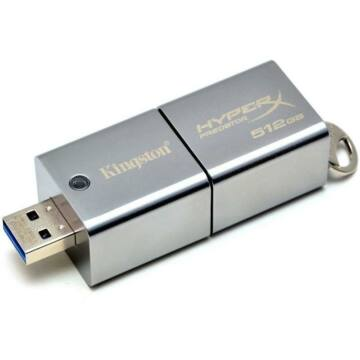 512GB KINGSTON USB 3.0 DT HYPERX PREDATOR(240MB/S)