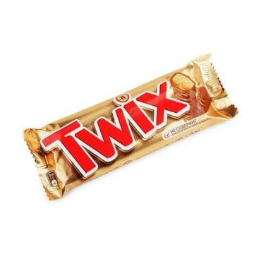 TWIX csokoládé