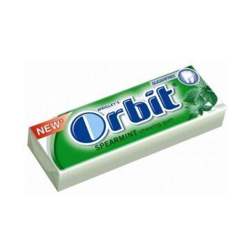 Orbit Spearmint Drazsé 10 db.