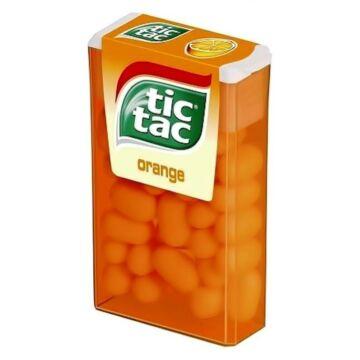 Tic Tac Cukorka Narancsos