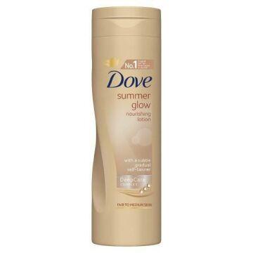 Dove Summer Glow  medium skin 250ml
