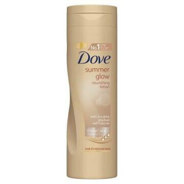 Dove Summer Glow Medium Skin 250 ml