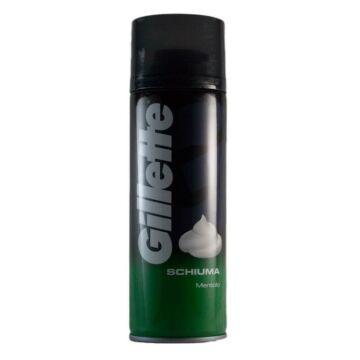 Gillette Schiuma  borotvahab menthol 300ml