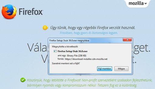 Mozilla Firefox 36