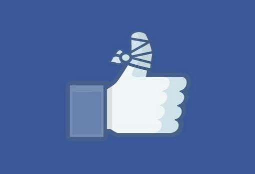 Facebook lájk