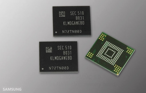 Samsung 128GB UFS 2.0
