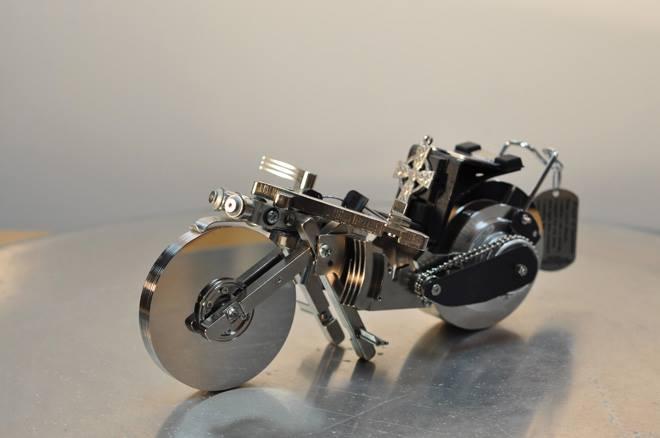 motorkerékpár merevlemezből - DVD olcsón blog