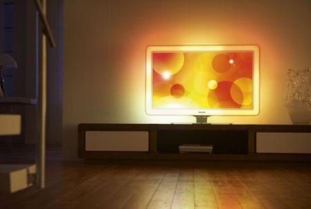 Philips UltraHD LED TV Ambilight világítással - DVD olcsón blog