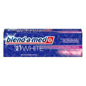 Blend-a Med 3D White Vitalizing Fresh 100ml + 33% gratis