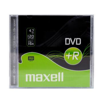 Maxell DVD+R 16X Lemez, Normál Tokban (1)