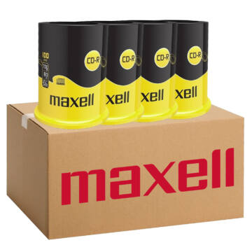 Maxell CD-R 52X Lemez - Cake (100)