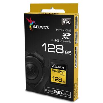 Adata Premier ONE 128GB SDXC [290/260 MB/s]
