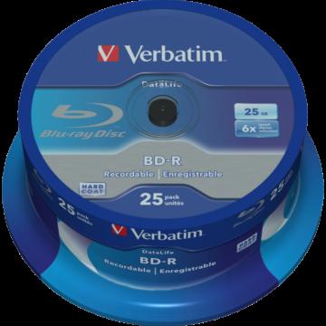 Verbatim BD-R 25 gB 6X Cake 25