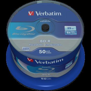 Verbatim BD-R 25 gb Cake 50