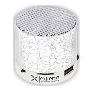 Esperanza Flash Bluetooth Hangszóró FM Rádióval - Fehér XP101W