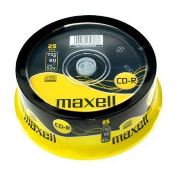 Maxell CD-R 52X Lemez - Cake (25) - 628522_40_IN
