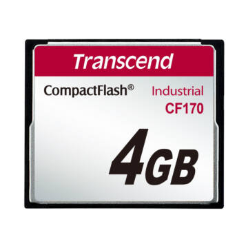 TS4GCF170 Transcend Compact Flash 4GB High Speed 170x
