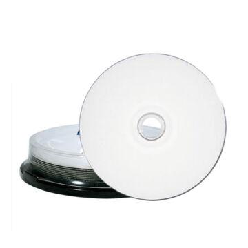 Traxdata DVD+R DL 8X 8,5 gB Teljes Felületén Nyomtatható Lemez - Cake (10)