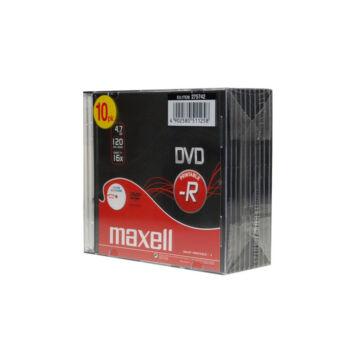 Maxell DVD-R 16X Lemez - Slim Tokban (1) - 275592_40