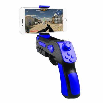 Omega AR Bluetooth Játékvezérlő Mobiltelefonokhoz - Fekete-kék - 44350