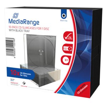 Cd Box Single 5,2 mm Slim Best Quality (Hq) - BOX21_1