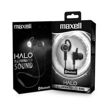 Maxell Solid Bluetooth fülhallgató EB-BT100, fehér - 347965.00.CN