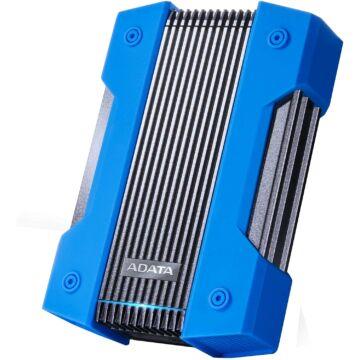 """AHD830-5TU31-CBL Adata HD830 5TB HDD 2,5"""" IP68 Külső Merevlemez [USB 3.2 Gen1] Kék"""