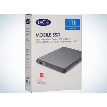 LaCie Mobile Drive Type-C merevlemez