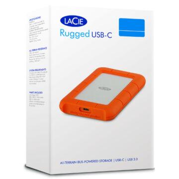 LaCie Rugged 4TB 2.5